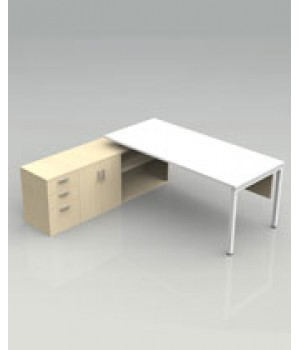 Manifesto  - Table Combine with Cabinet